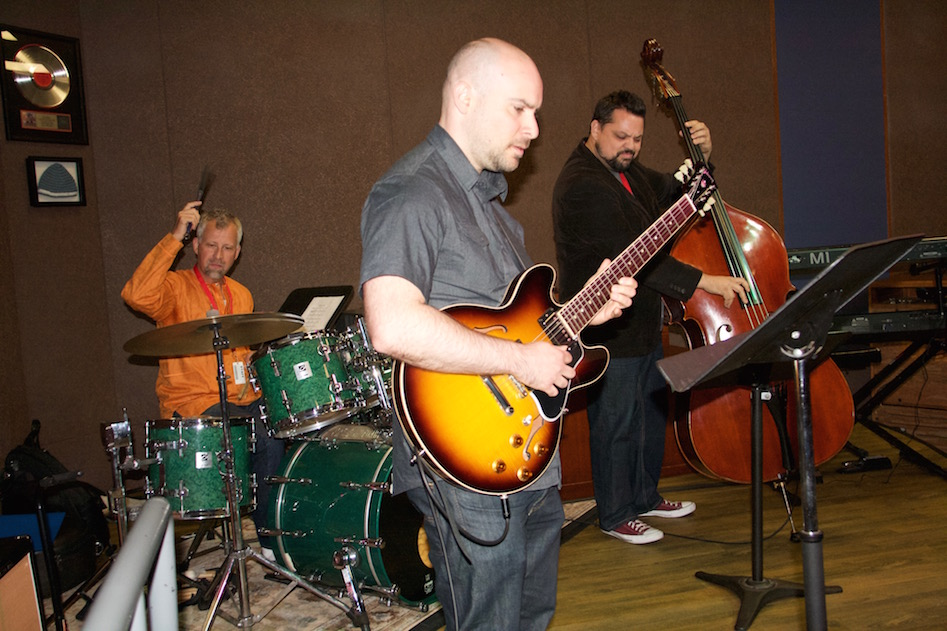 Musicians Institute staff band performing Weather Report songs
