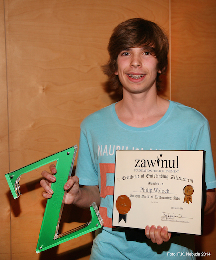 Philip Woloch with Awards(2)