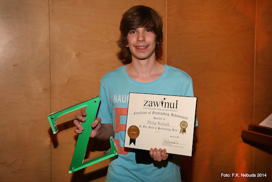 Philip Woloch with Awards