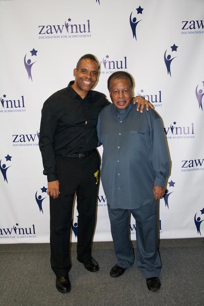 Tony Zawinul & Wayner Shorter