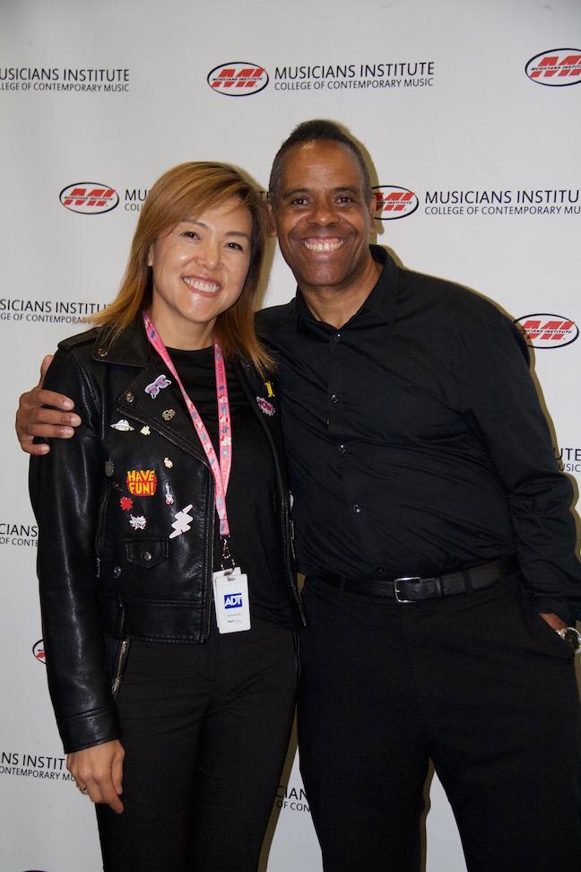 Rachel Yoon & Tony Zawinul