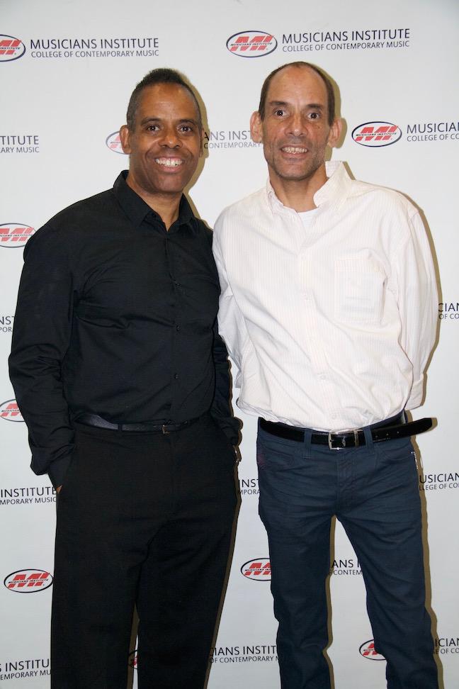 Tony & Ivan Zawinul